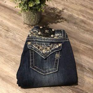 Miss Me Signature Bootcut Jeans LNC